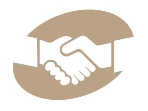 pictogramme - poignée de main